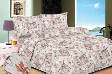 Акция на Комплект постельного белья Zastelli 17151 200 x 220 см (2500000077098) от Rozetka