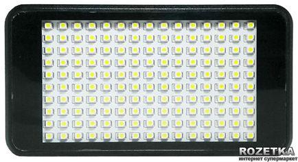 Акция на Накамерный свет PowerPlant LED VL011-120 (LED1120) от Rozetka