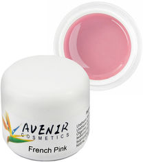 Гель для наращивания Avenir Cosmetics French Pink 50 мл (5900308134825) от Rozetka