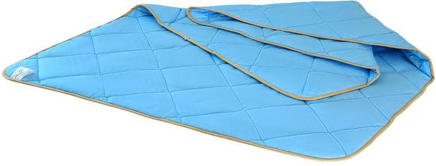 Акция на Одеяло шерстяное MirSon Valentino 0336 лето 155x215 см (2200000144119) от Rozetka