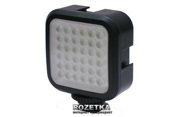 Акция на Накамерный свет ExtraDigital LED-5006 (LED00ED0001) от Rozetka