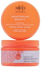 Скраб для тела Mades Cosmetics Красота Амазонки эксфолиант на основе семян пассифлоры 250 мл (8714462094737) от Rozetka