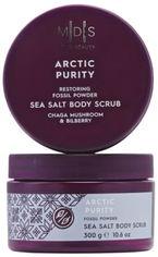 Скраб для тела Mades Cosmetics Арктическая Чистота эксфолиант из пудры морской соли 300 мл (8714462094959) от Rozetka