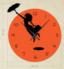 Акция на Настенные часы ART-LIFE COLLECTION 1A-34-30x33_pr_c от Rozetka