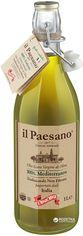 Акция на Оливковое масло Il Paesano Extra Vergine нефильтрованное 1 л (5060235650598) от Rozetka