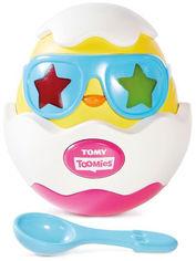 Акция на Детская музыкальная игрушка Tomy Разбей яйцо (T72816C) (5011666728165) от Rozetka