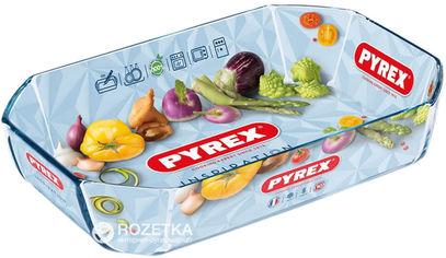 Акция на Форма прямоугольная для запекания Pyrex Inspiration 30х20х7 см 2.6 л (294B000) от Rozetka