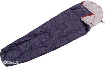 Спальный мешок Tent and Bag Light 200 Gray-Red (80328) от Rozetka