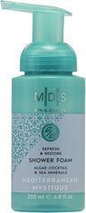Пенка для умывания тела Mades Cosmetics Тайны Средиземноморья с успокаивающими свойствами и мягкой кремовой пеной 200 мл (8714462095017) от Rozetka