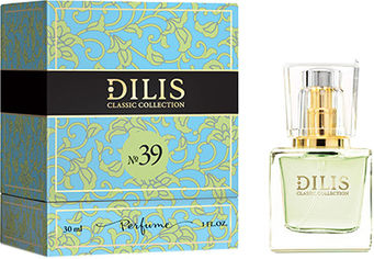 Акция на Парфюмированная вода для женщин Dilis Parfum Classic Collection №39 30 мл (4810212015114) от Rozetka