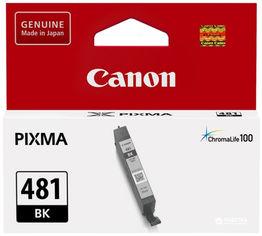 Акция на Картридж Canon CLI-481B Black (2101C001) от Rozetka