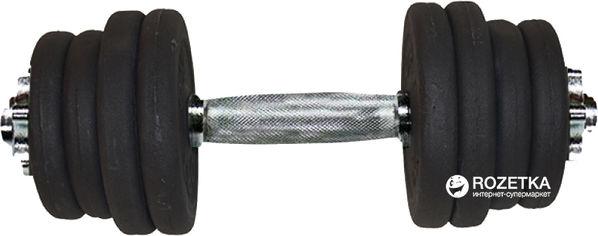 Гантель наборная Champion стальная 21 кг (A00315) от Rozetka