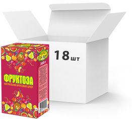 Акция на Упаковка фруктозы Dr.IgeL 200 г х 18 шт (24820155170065) от Rozetka