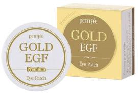 Акция на Гидрогелевые патчи для глаз Petitfee Premium Gold&EGF Hydrogel Eye Patch Премиум Золото 60 шт (8809239802445) от Rozetka