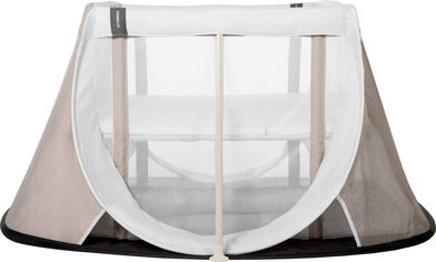 Переносная детская кровать-манеж AeroMoov Белая (5413421811806) от Rozetka