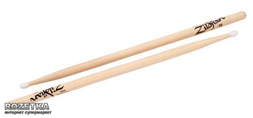 Акция на Барабанные палочки Zildjian 5BNN от Rozetka
