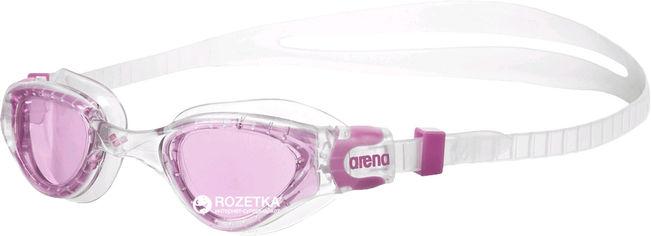 Очки для плавания Arena Cruiser Soft JR 1E002-18 Pink-Transparent (3468335044514) от Rozetka