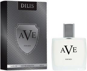 Акция на Туалетная вода для мужчин Dilis Parfum AVE 100 мл (4810212014810) от Rozetka