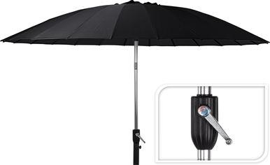 Зонт Progarden Shanghai 270 см Black (FD1000010) от Rozetka