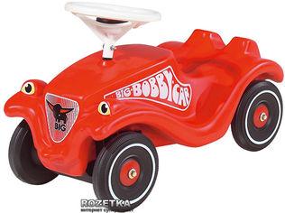 Акция на Автомобиль-каталка Big Bobby-Car-Classic с защитными насадками для обуви (000 1303) от Rozetka