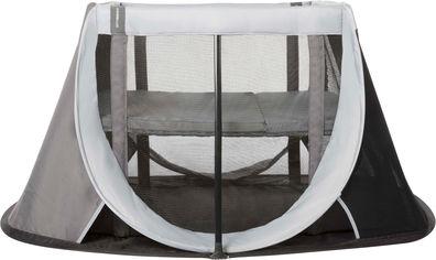 Переносная детская кровать-манеж AeroMoov Серая (5413421811790) от Rozetka