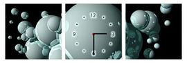 Акция на Настенные часы ART-LIFE COLLECTION W-3P-2525-C01-00004-T от Rozetka