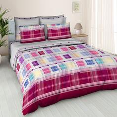 Акция на Комплект постельного белья Novita Бязь 180х215 см (5157-4 2.0) от Rozetka
