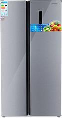 Акция на Side-by-Side холодильник SKYWORTH SBS-545WYSM от Rozetka