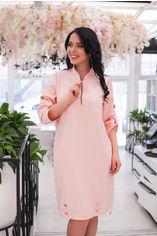 Платье ELFBERG 5124 56 Пудра (2000000342788) от Rozetka