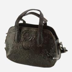 Женская кожаная сумка Traum 7312-10 Коричневая (4820007312106) от Rozetka