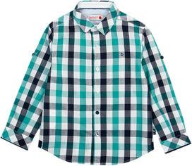 Акция на Рубашка Boboli 737197-9964 98 см (8434484254529) от Rozetka