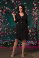 Платье ELFBERG 5119 56 Черное (2000000348131) от Rozetka