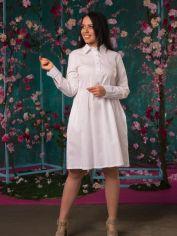Платье ELFBERG 5118 54 Белое (2000000347837) от Rozetka