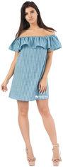 Платье Carica KP-10161-2 XS Синее (2000002215738) от Rozetka