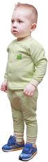 Костюм (кофта + брюки) Эко Пупс Jersey Style js0198g 98 см Салатовый (2100033886539) от Rozetka