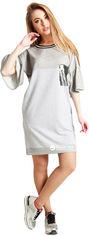 Платье MJL Iteliya S Light Grey (2000000092263_MJL) от Rozetka