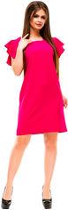 Акция на Платье ELFBERG 303 42 Малиновое (2000000316482) от Rozetka