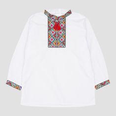 Акция на Вышиванка Lito od-20540 110-116 см Белая (2000000229546) от Rozetka