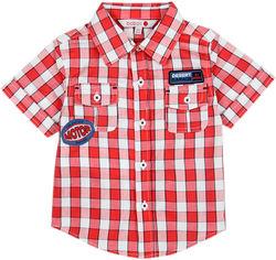 Акция на Рубашка Boboli 327057-9053 80 см (8434484303791) от Rozetka