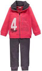 Акция на Спортивный костюм Mek 183MIEP002-731 128 Красный (8053506149331) от Rozetka