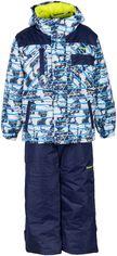 Акция на Комплект (куртка + полукомбинезон) Zingaro by Gusti 4906 ZWB 98 см Серо-синий (5200000876529) от Rozetka