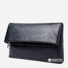 Акция на Борсетка Traum 7112-05 Черная от Rozetka
