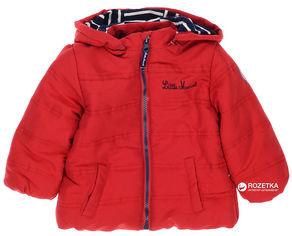 Акция на Демисезонная куртка Little Marcel LMRH0001 74 см Красная (3609082920205) от Rozetka