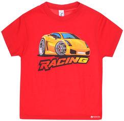 Футболка Sol's Regent Kids Car 11970145/10 10Y 130-140 см Красная от Rozetka
