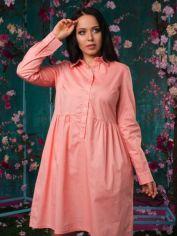 Платье ELFBERG 5118 52 Пудровое (2000000347905) от Rozetka
