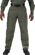 Акция на Брюки тактические 5.11 Tactical Taclite TDU Pants 74280 XL/Short TDU Green (2000000095202) от Rozetka