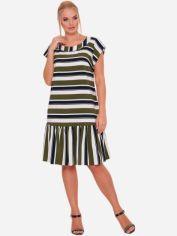 Платье VLAVI Яна 1154227 56 Оливковое от Rozetka