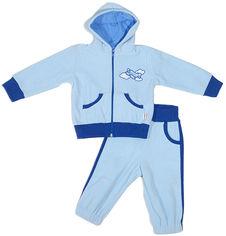 Спортивный костюм Дайс 00020005 98 см Голубой от Rozetka