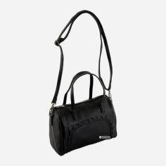 Акция на Женская сумка Traum 7226-25 Черная (4820007226250) от Rozetka