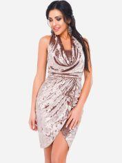 Платье Carica KP-10110-21 S Пыльная роза (2000002042907) от Rozetka
